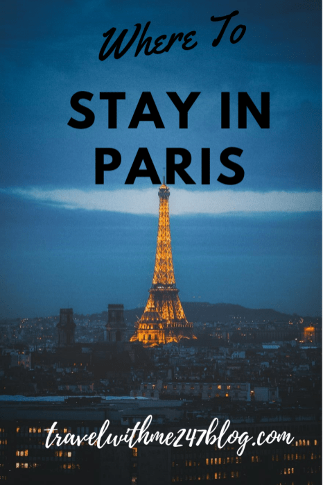 Paris hotel reviews