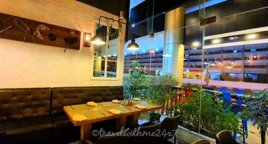 Best place to eat in Dubai - Vegetarian restaurants in Dubai