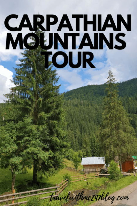 CARPATHIAN MOUNTAINS TOUR