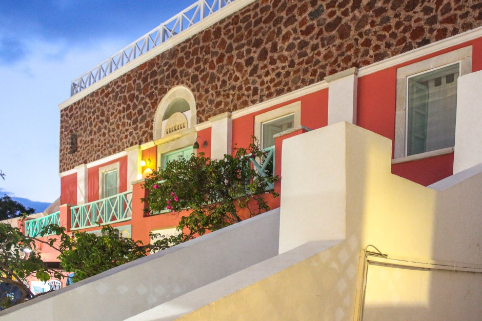Santorini Hotel reviews