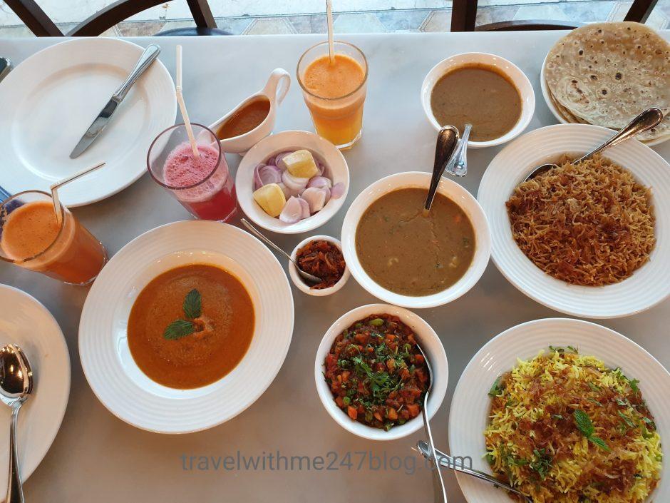 Feast style Parsi food in Café Funkie Town – Explore Best Parsi Food in Dubai