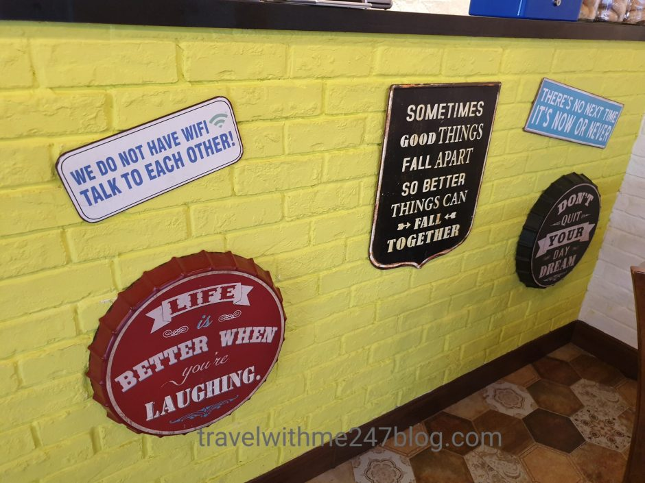 funny quotes from Cafe Funkie Town