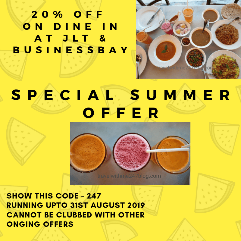offers at cafe funkie town