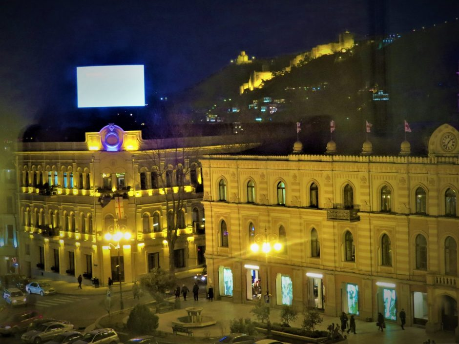 Tbilisi hotels list