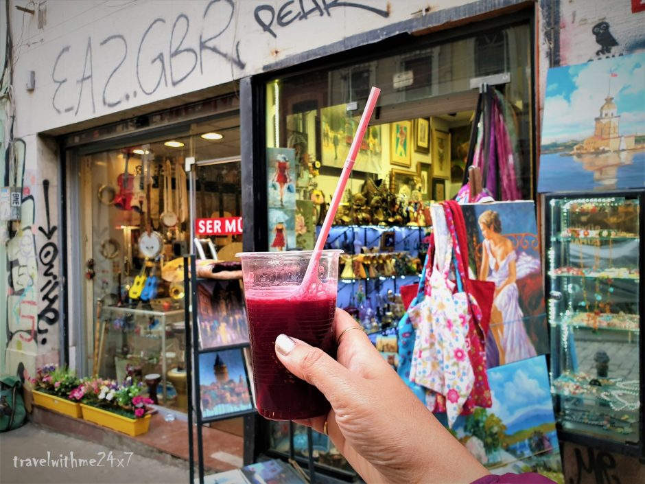 Guide To Vegetarian Turkish Food – Complete Istanbul Food Tour