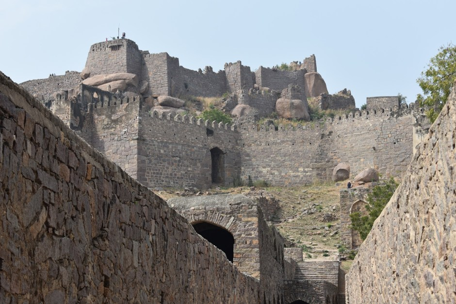 Golconda Fort Virtual tour
