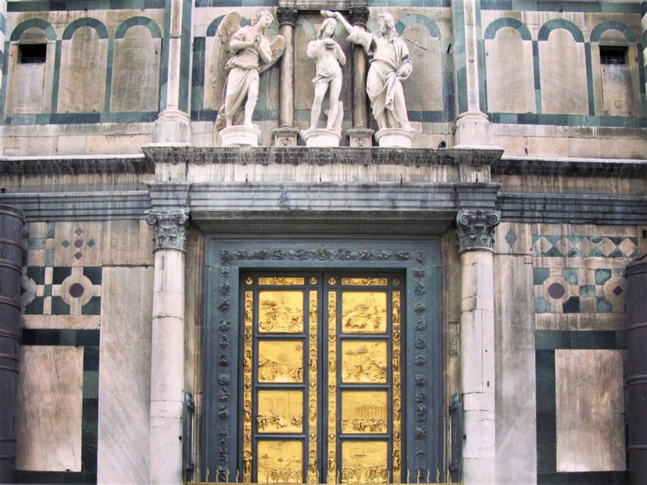 Beautiful doors from Florence