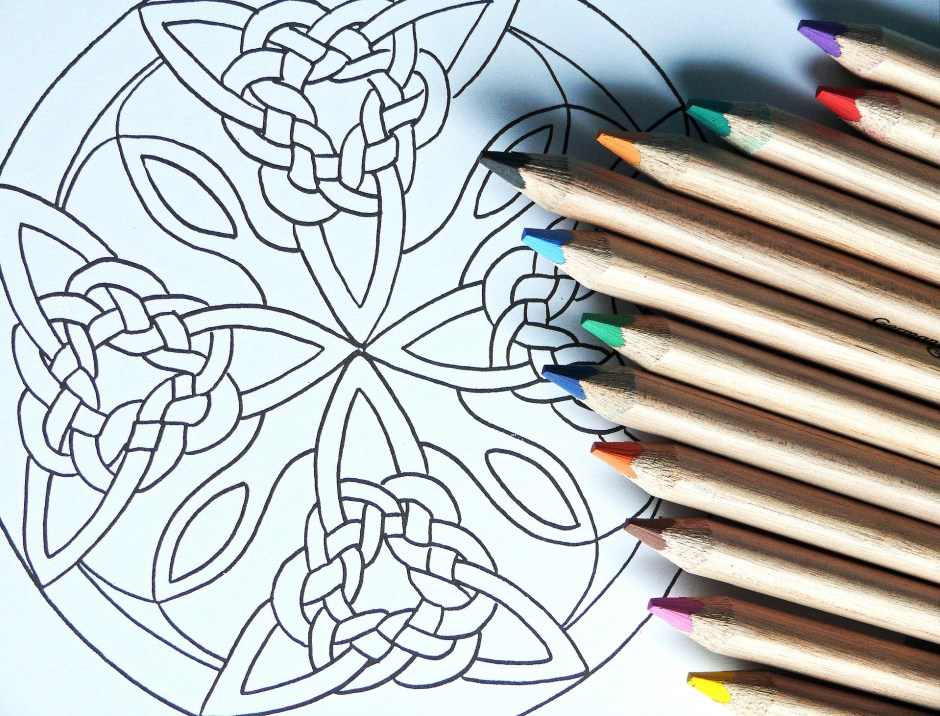 Free Printable Mandala Coloring Pages – Book for Beginners