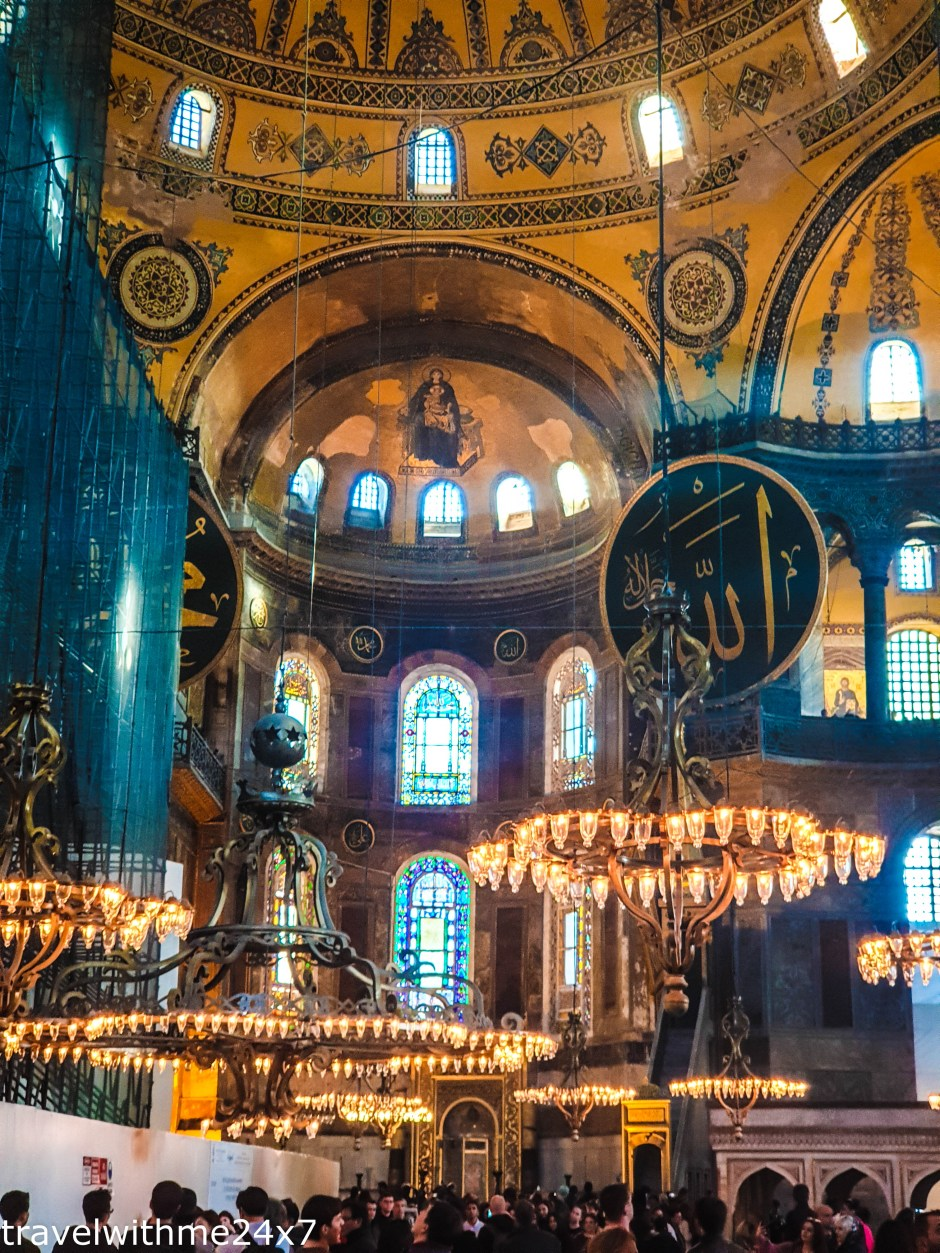 Istanbul has a great architecture that is inspired by Greek, Roman, and Ottoman empires since ancient ages. Check some wonderful and famous architectural wonders of Istanbul, Turkey through a virtual photo tour.