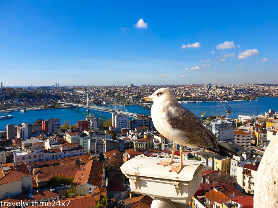 Virtual tour of Istanbul
