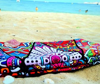 Review Of Tesalate Beach Towel – Best Luxury & Sand Free Beach Towel