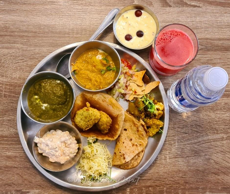 Diwali festive food