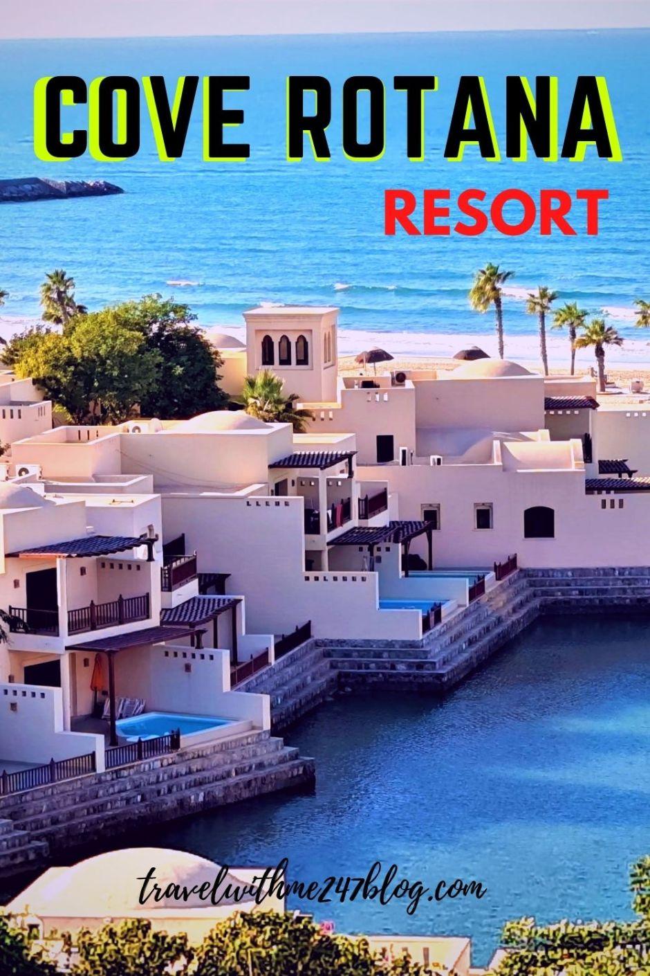 Cove Rotana Resort, Ras Al Khaimah, UAE