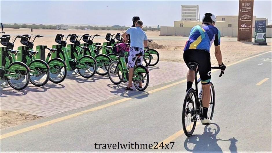 Cycling in Dubai – Where to Bike?