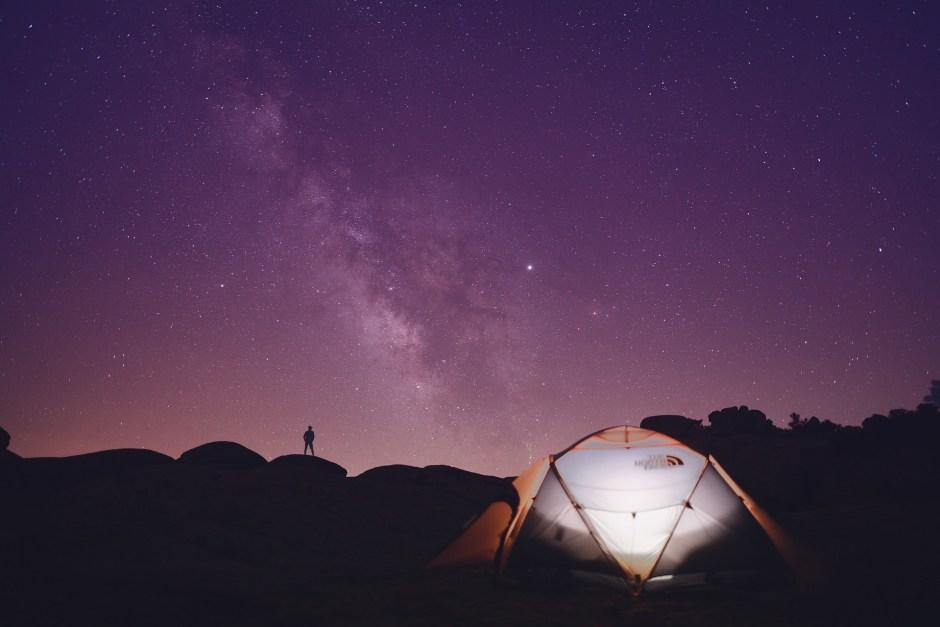 Camping - Glamping in UAE