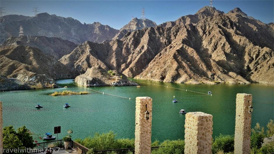 Al Rafisah Dam, Khor Fakkan - day trip from Dubai