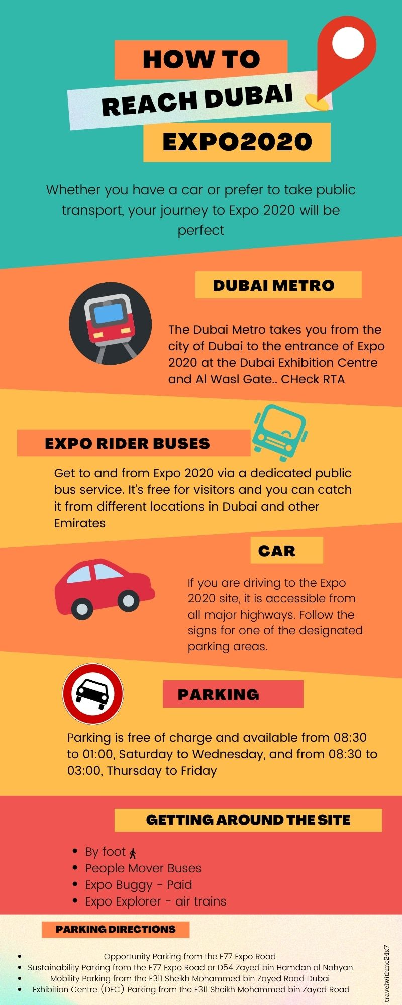 Expo 2020 Dubai First-Timer Information Guide