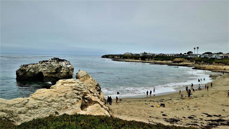 Santa cruz beach Beautiful & Prettiest beaches In California - Best Beaches In California