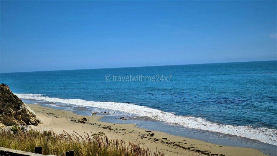 Beach near Santa Barbara - Beautiful & Prettiest beaches In California - Best Beaches In California