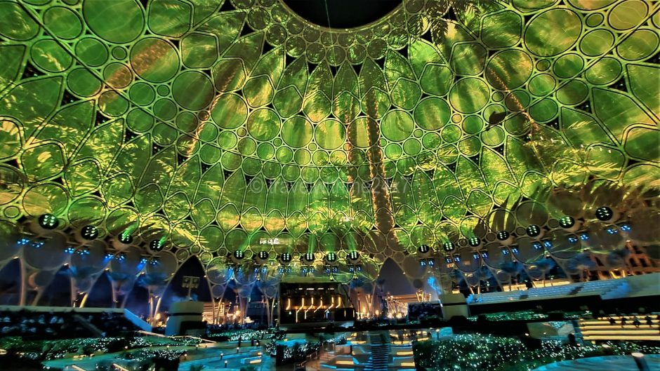 Al Wasl Dome - Expo 2020 Dubai – First Timer Guide – Top Things To Do