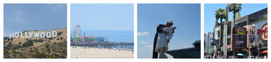 Californie 1 - Que visiter en Californie