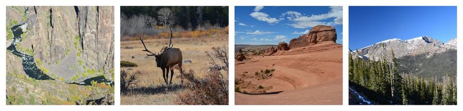 Voyage Etats-Unis du Wyoming, Colorado et Utah