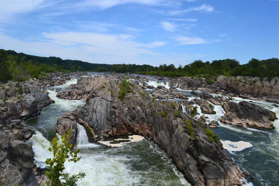 Cascades Great Falls Virgnie