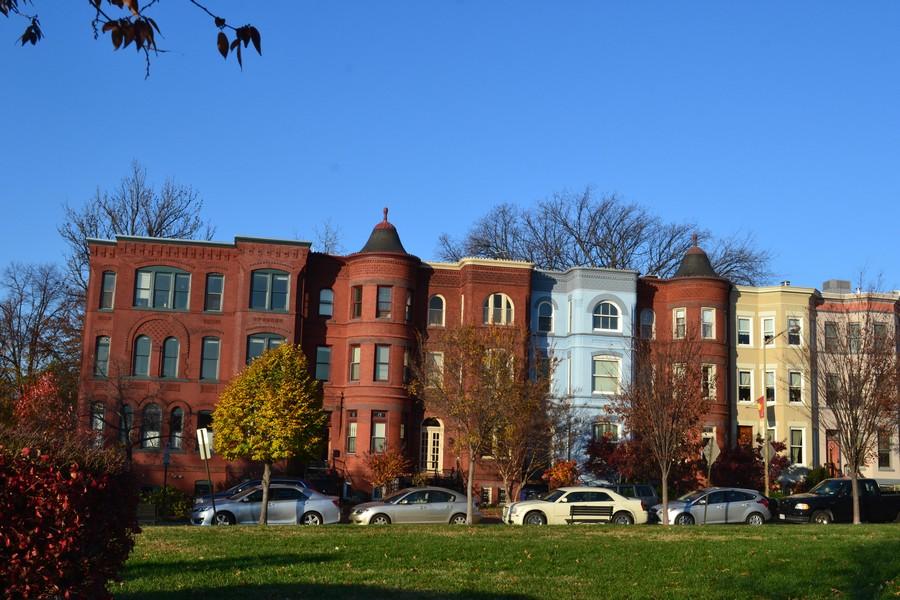 Maison Typique Washington DC