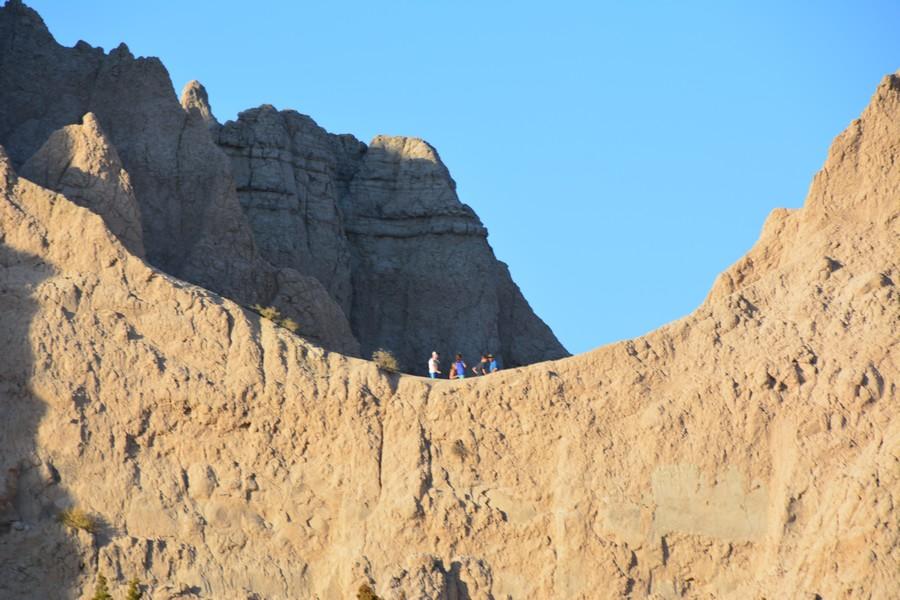 Falaide parc national Badlands