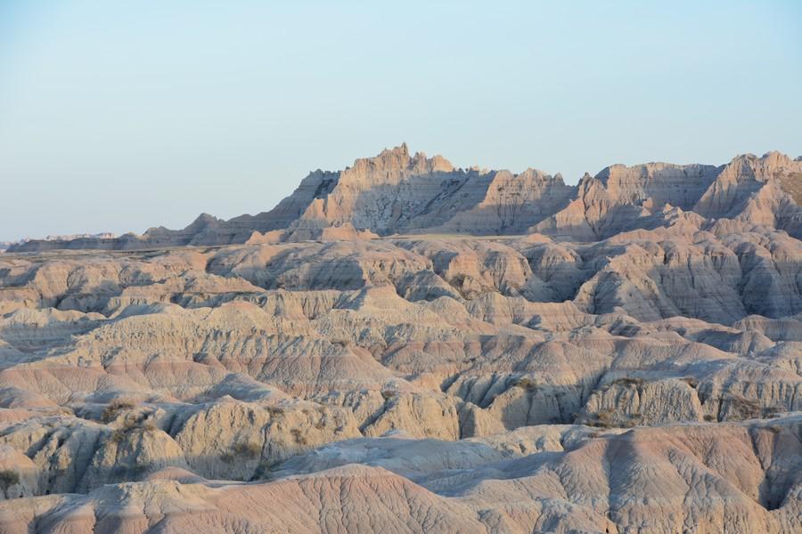 Visite parc national Badlands
