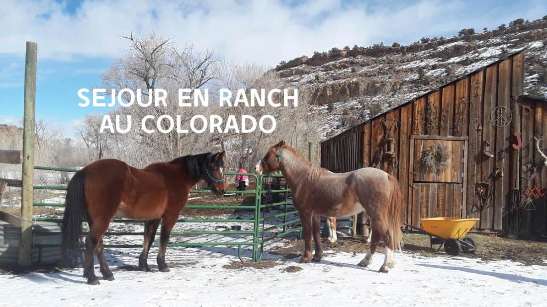 Séjour ranch Colorado