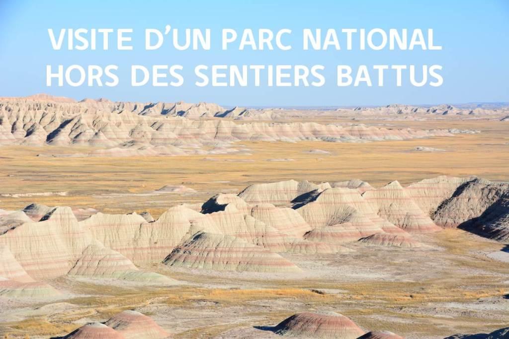 parc national badlands