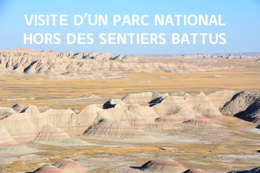 parc national badlands
