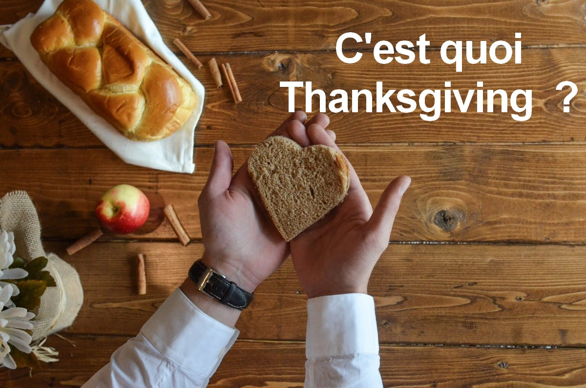 Fêter Thanksgiving