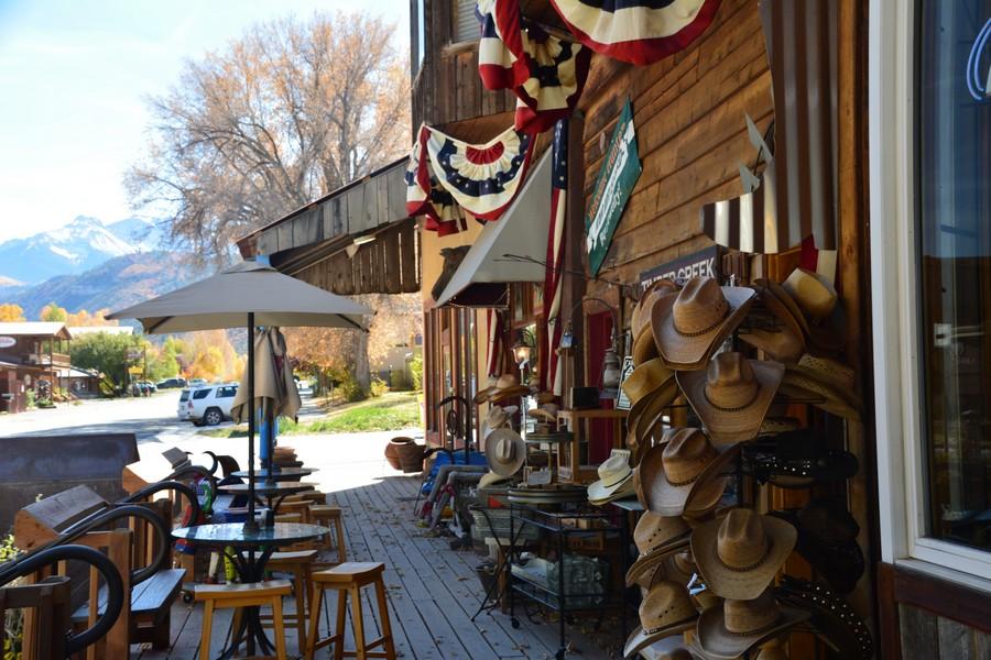 1 670 - Autotour road trip Colorado & ranch