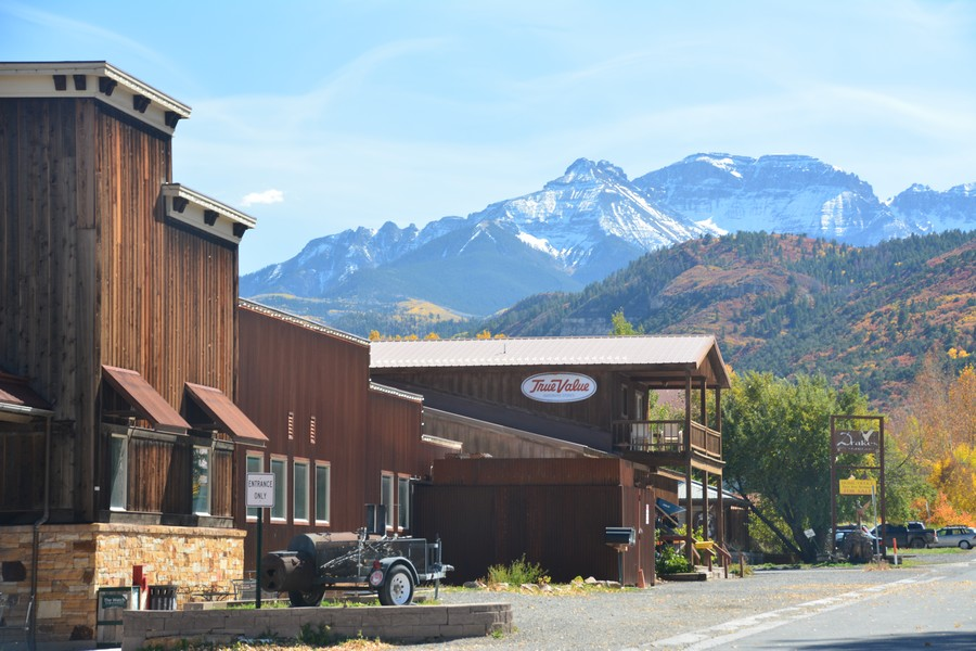 1 674 - Autotour road trip Colorado & ranch