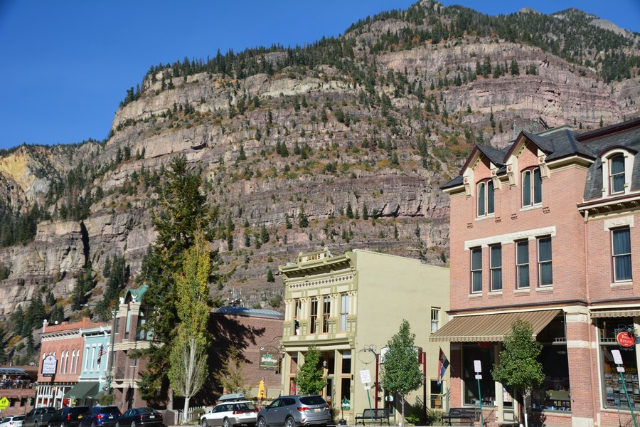 1 692 - Autotour road trip Colorado & ranch