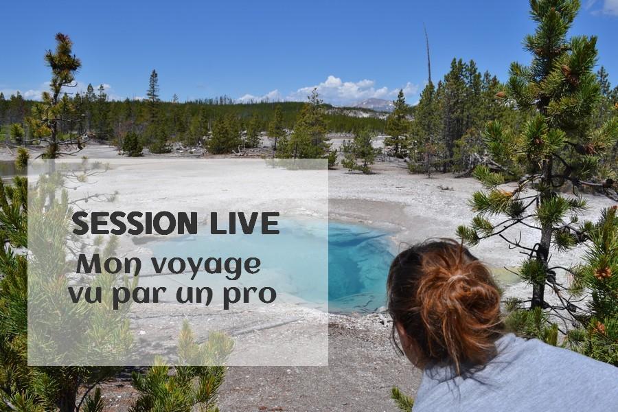 MOn voyage vu par un pro - Coaching en ligne - voyage aux Etats-Unis