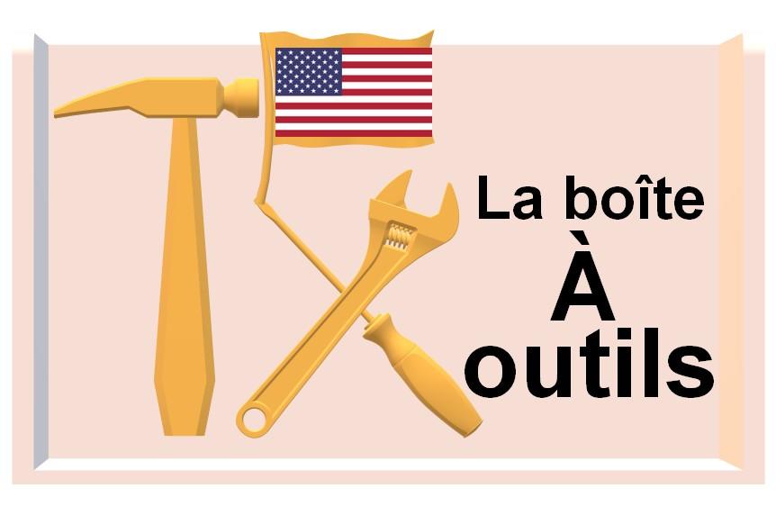 La boite à outils DEF 1 - Boîte à outil voyage Etats-Unis