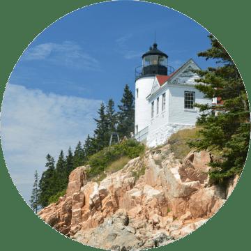 Maine 1 - Projet voyage USA