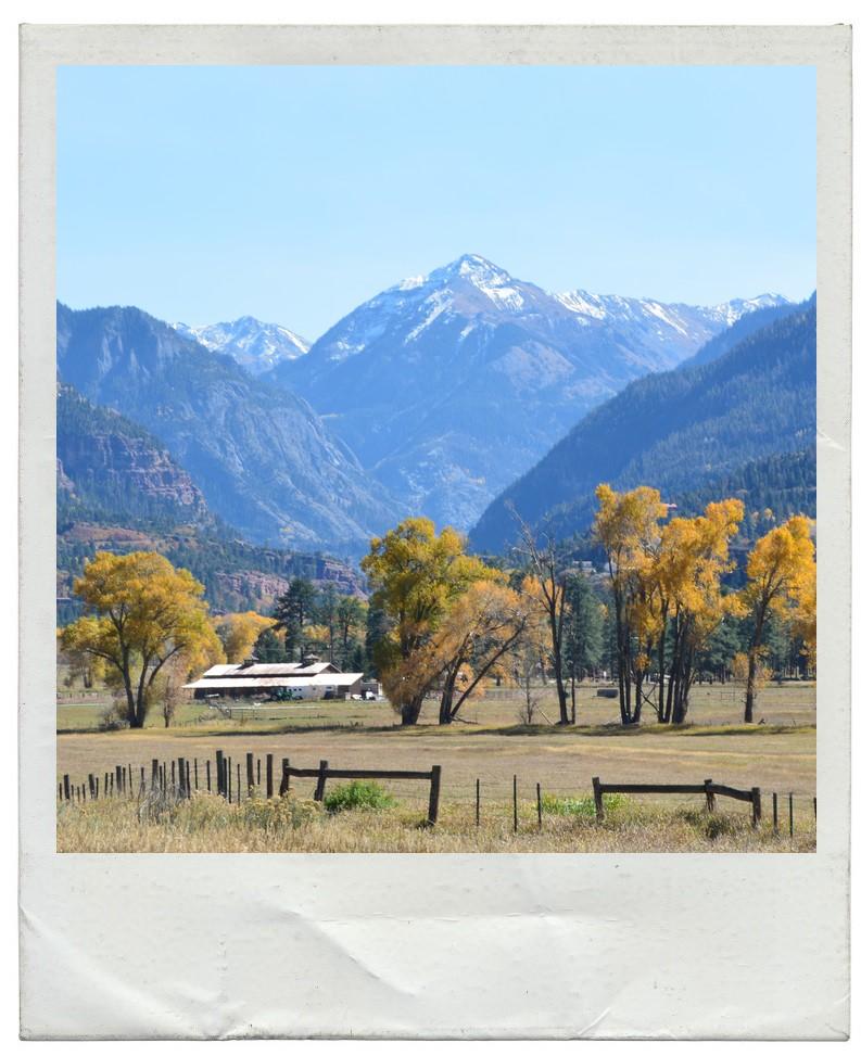 Polaroid autotour - Inscription Autotour Colorado