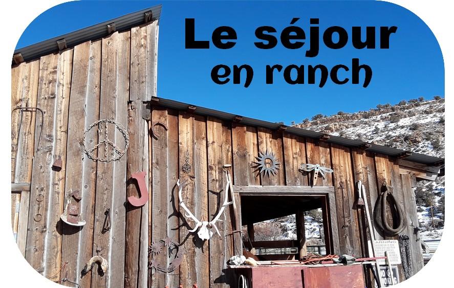 Sejour en ranch - Voyager aux Etats-Unis - Mes services