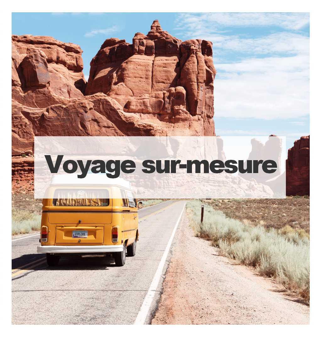 VIGNETTE voyage sur mesure - Conseils voyageurs USA