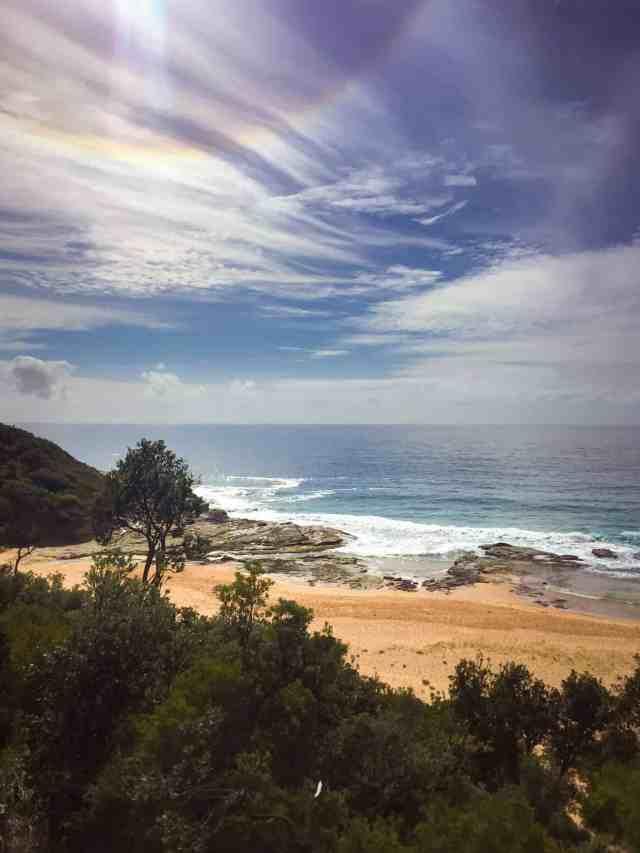 Travel With Meraki - Spoon Bay - Central Coast - NSW - Australia