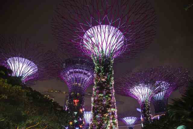 travel with meraki gardens by the bay singapore - Garden By The Bay Fireworks