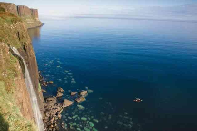 Travel With Meraki - Isle Of Skye - Highlands - Scotland - Kilt Rock