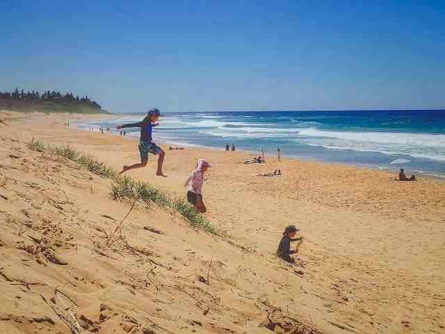 Travel With Meraki - Shelley Beach - Central Coast - NSW - Australia