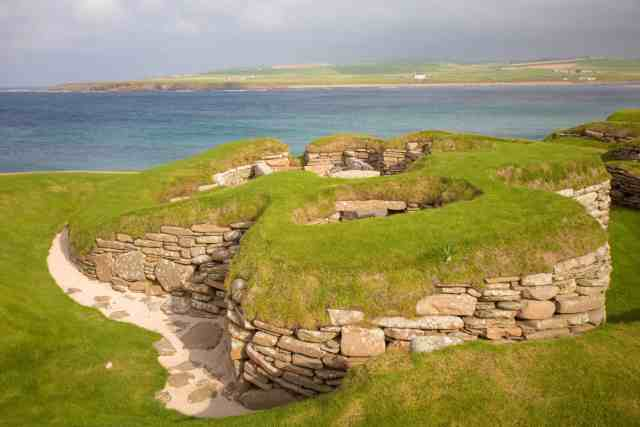 Travel With Meraki - Orkney Islands - Scotland - Skara Brae