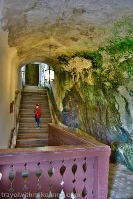 Slovenia Predjama Castle