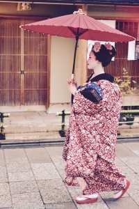 京都 藝伎 舞蹈